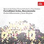 Czech Philharmonic Orchestra Falla, Schubert: Čarodějná Láska, Rosamunda, L' Apprenti Sorcie