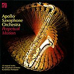 Apollo Saxophone Quartet Perpetual Motion