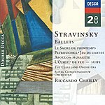 Royal Concertgebouw Orchestra Stravinsky: Ballets (2 Cds)