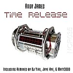 Andy James Time Release
