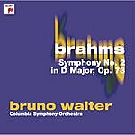Bruno Walter Brahms: Symphony No. 2 In D Major, Op. 73