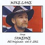Mike Lane Mike Lane Sings Someone
