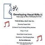 David Marcelle Developing Vocal Riffs-2