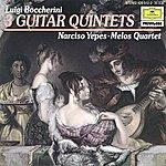 Narciso Yepes Boccherini: 3 Guitar Quintets
