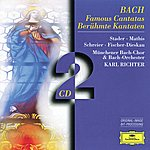 Münchener Bach-Orchester Bach, J.S.: Famous Cantatas (2 Cd's)