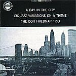 Don Friedman Trio A Day In The City