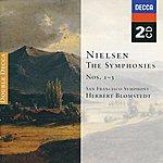 San Francisco Symphony Orchestra Nielsen:The Symphonies Nos. 1-3 (2 Cds)