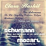 Clara Haskil Schumann: Theme And Variations On The Name Abegg; Piano Concerto, Mozart: Piano Concerto No. 9