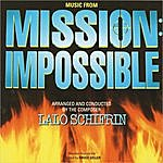 Lalo Schifrin Music From Mission Impossible
