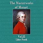 Libor Pesek The Masterworks Of Mozart, Vol. 22