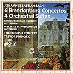 The English Concert Bach: Brandenburg Concertos; Orchestral Suites (3 Cds)
