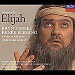 Bryn Terfel Mendelssohn: Elijah (2 Cds)