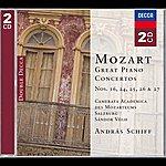 András Schiff Mozart: Great Piano Concertos (2 Cd Set)