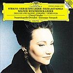 Cheryl Studer R. Strauss: Vier Letzte Lieder / Wagner: Wesendonck-Lieder