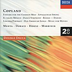 Zubin Mehta Copland: Appalachian Spring; Lincoln Portrait; Fanfare; Rodeo, Etc. (2 Cds)