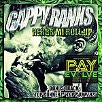 Gappy Ranks Herbs Mi Roll Up / Top Gunnerz - Single