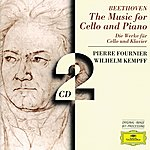 Pierre Fournier Beethoven: The Music For Cello And Piano (2 Cd's)