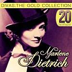 Marlene Dietrich 20 Temas, Marlene Dietrich. Divas The Gold Collection.