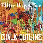 Three Days Grace Chalk Outline