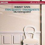 Orlando Debussy/Ravel: String Quartets