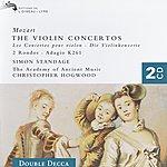 Simon Standage Mozart: The Violin Concertos (2 Cds)
