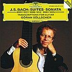 Göran Söllscher J.S. Bach: Transcriptions For Guitar Solo