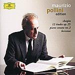 Maurizio Pollini Chopin: 12 Etudes Op.25; Sonata In B Flat Minor Op.35 (Cd 7)