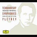 Russian National Orchestra Tchaikovsky: The Symphonies (5 Cd's)