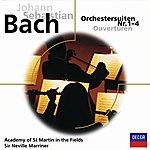 William Bennett Bach: Orchestersuiten Nr.1-4 (Eloquence)