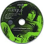 Rocky The Green Disc