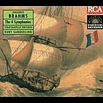 Kurt Sanderling Brahms: Symphonies No. 1-4/Classical Navigator Serie
