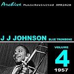 J.J. Johnson Blue Trombone