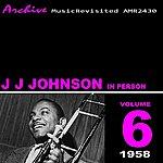 J.J. Johnson In Person
