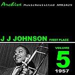 J.J. Johnson First Place