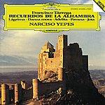 Narciso Yepes Tárrega: Recuerdos De La Alhambra;/ Lágrima; Danza Mora; Adelita; Pavana; Jota