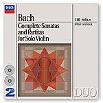 Arthur Grumiaux Bach, J.S.: Complete Sonatas & Partitas For Solo Violin (2 Cds)