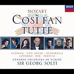 Renée Fleming Mozart: Così Fan Tutte (3 Cds)