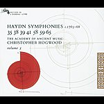 The Academy Of Ancient Music Haydn: Symphonies Vol.5 (3 Cds)