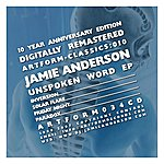 Jamie Anderson Unspoken Word - Ep