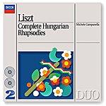 Michele Campanella Liszt: Complete Hungarian Rhapsodies (2 Cds)