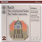 Henryk Szeryng Bach, J.S.: The 4 Orchestral Suites/The Violin Concertos (2 Cds)