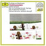 """Yehudi Menuhin Beethoven: Violin Sonatas Nos.5 """"Spring"""" & 9 """"Kreutzer"""""""
