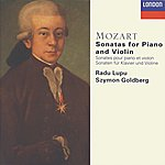 Radu Lupu Mozart: The Sonatas For Violin & Piano (4 Cds)