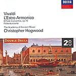 Stephen Preston Vivaldi: L'estro Armonico ; 6 Flute Concertos (2 Cds)