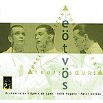 Orchestre De L'Opera National De Lyon Eötvös: 3 Sisters (2 Cds)