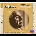 Wilhelm Backhaus Elodokumente:Beethoven Klavierkonzerte 4 & 5