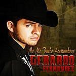 Gerardo Fernandez No Me Puedo Acostumbrar