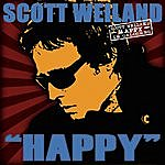 "Scott Weiland ""Happy"" In Galoshes"