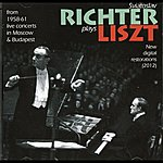 Sviatoslav Richter Richter Plays Liszt: Live From Moscow And Budapest, 1958-61