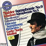"Chicago Symphony Orchestra Mahler: Symphony No.9 / Schubert: Symphony No.8 ""Unfinished"" (2 Cds)"
